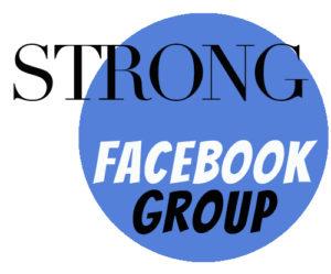 STRONG Facebook Group